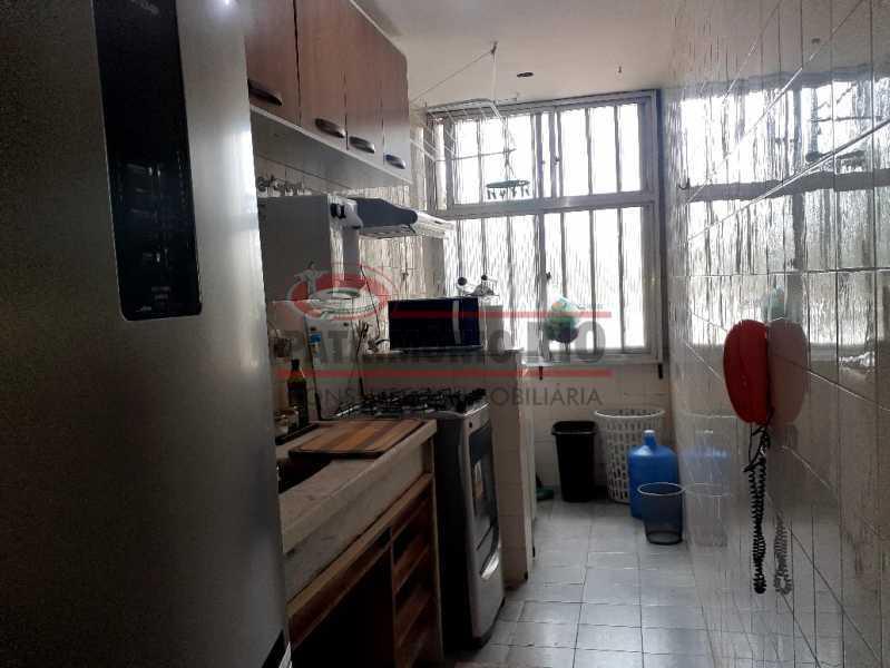 14. - Bom Apartamento Térreo no Cachambi com 2quartos, 1vaga, próximo do Prezunic - PAAP24393 - 16