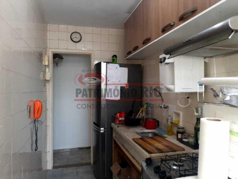 15. - Bom Apartamento Térreo no Cachambi com 2quartos, 1vaga, próximo do Prezunic - PAAP24393 - 13