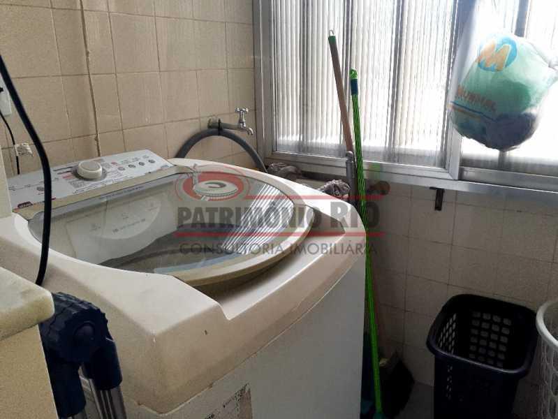 16. - Bom Apartamento Térreo no Cachambi com 2quartos, 1vaga, próximo do Prezunic - PAAP24393 - 17