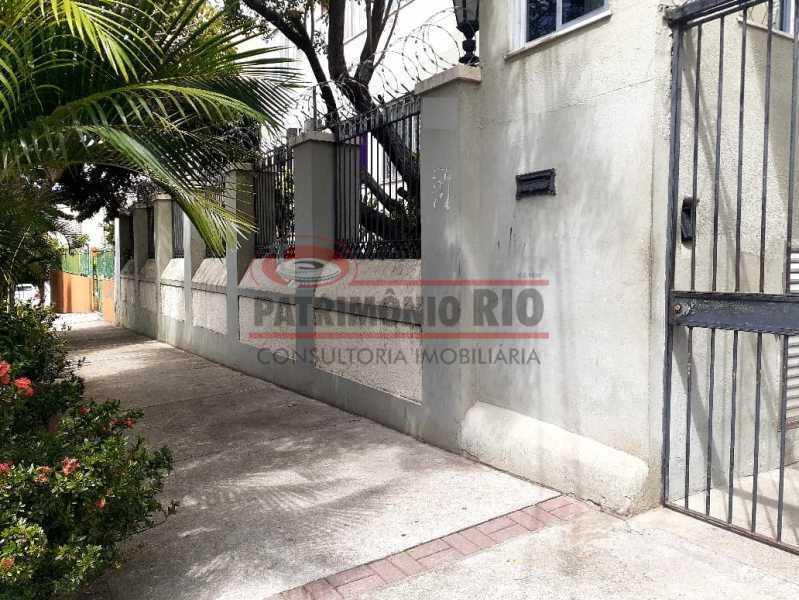 21. - Bom Apartamento Térreo no Cachambi com 2quartos, 1vaga, próximo do Prezunic - PAAP24393 - 27