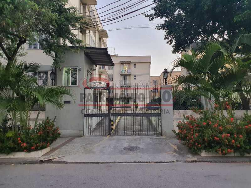 0. - Bom Apartamento Térreo no Cachambi com 2quartos, 1vaga, próximo do Prezunic - PAAP24393 - 19