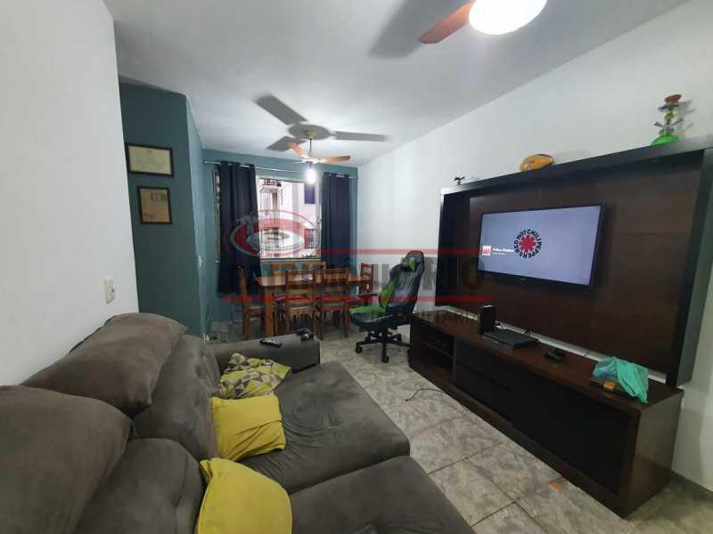 1. - Bom Apartamento Térreo no Cachambi com 2quartos, 1vaga, próximo do Prezunic - PAAP24393 - 1