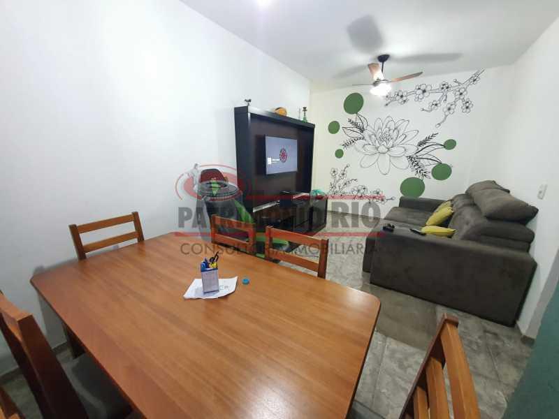 2. - Bom Apartamento Térreo no Cachambi com 2quartos, 1vaga, próximo do Prezunic - PAAP24393 - 3