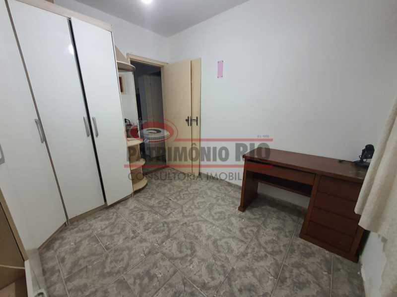 3. - Bom Apartamento Térreo no Cachambi com 2quartos, 1vaga, próximo do Prezunic - PAAP24393 - 5