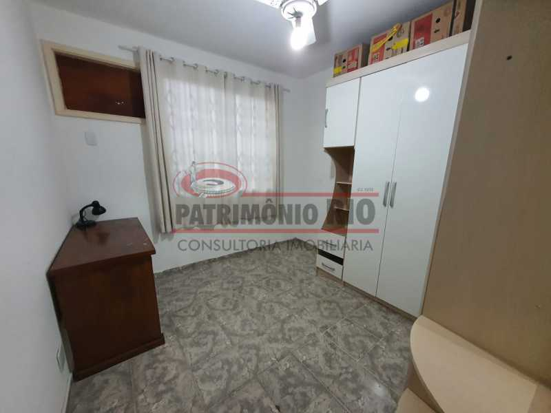 4. - Bom Apartamento Térreo no Cachambi com 2quartos, 1vaga, próximo do Prezunic - PAAP24393 - 6