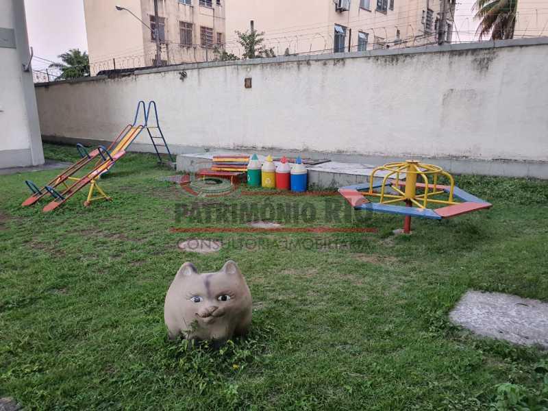 8. - Bom Apartamento Térreo no Cachambi com 2quartos, 1vaga, próximo do Prezunic - PAAP24393 - 21