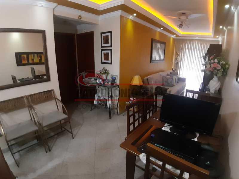 02 - 2 quartos com elevador e Varanda - PAAP24394 - 3