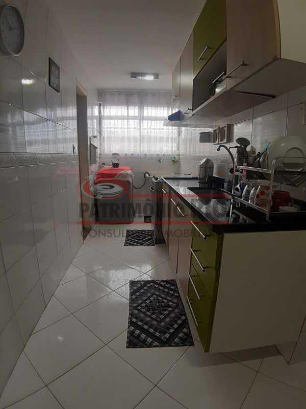 19 - 2 quartos com elevador e Varanda - PAAP24394 - 20
