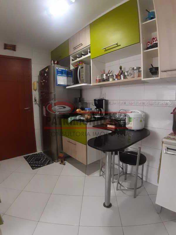 22 - 2 quartos com elevador e Varanda - PAAP24394 - 23