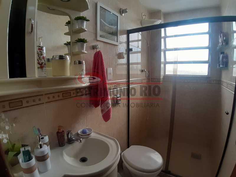 24 - 2 quartos com elevador e Varanda - PAAP24394 - 25
