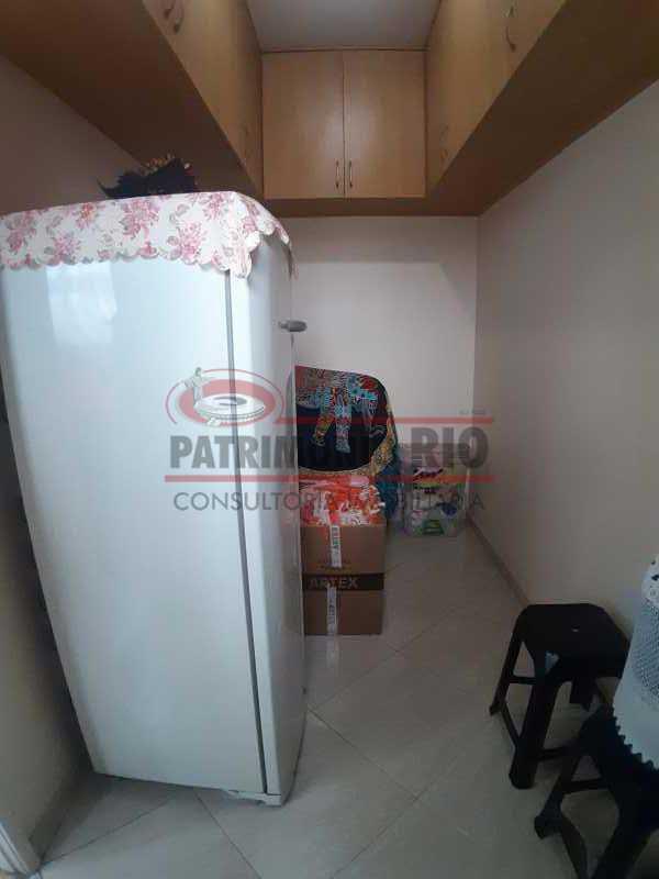 25 - 2 quartos com elevador e Varanda - PAAP24394 - 26