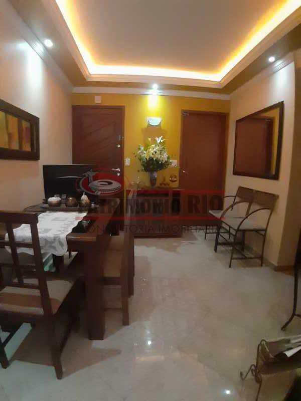 28 - 2 quartos com elevador e Varanda - PAAP24394 - 29