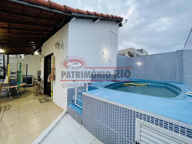 IMG_1449 - Vila da Penha - Casa - 3quartos - piscina - churrasqueira - PACN30075 - 3