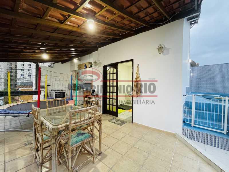 IMG_1452 - Vila da Penha - Casa - 3quartos - piscina - churrasqueira - PACN30075 - 7