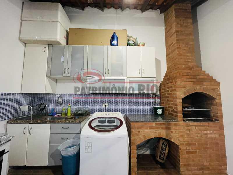 IMG_1454 - Vila da Penha - Casa - 3quartos - piscina - churrasqueira - PACN30075 - 8