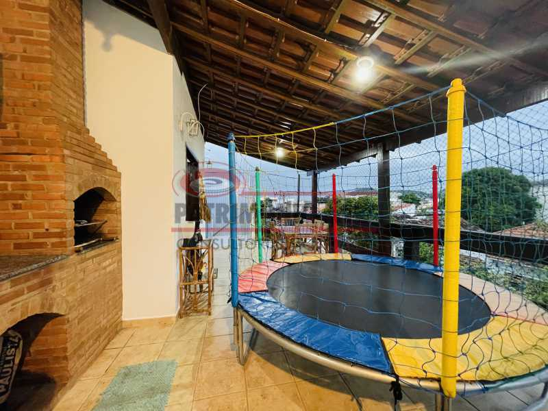 IMG_1456 - Vila da Penha - Casa - 3quartos - piscina - churrasqueira - PACN30075 - 4