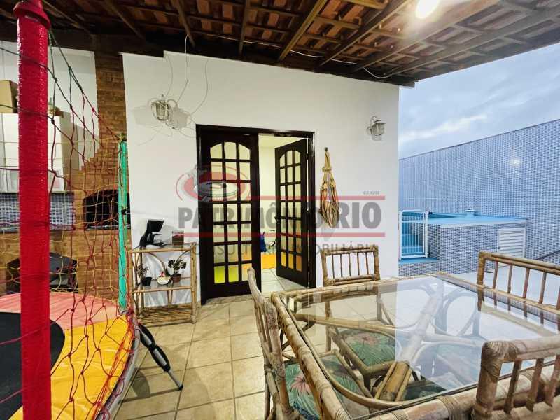 IMG_1459 - Vila da Penha - Casa - 3quartos - piscina - churrasqueira - PACN30075 - 1