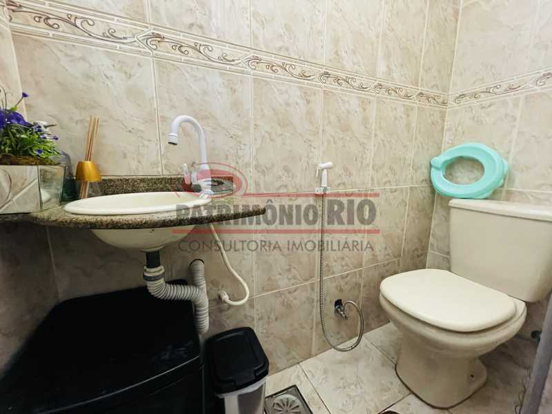 IMG_1496 - Vila da Penha - Casa - 3quartos - piscina - churrasqueira - PACN30075 - 23