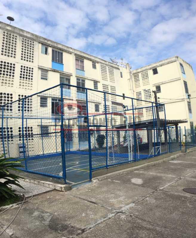 IMG_7356 - Ótimo Apartamento Térreo 1quarto - PAAP10500 - 25