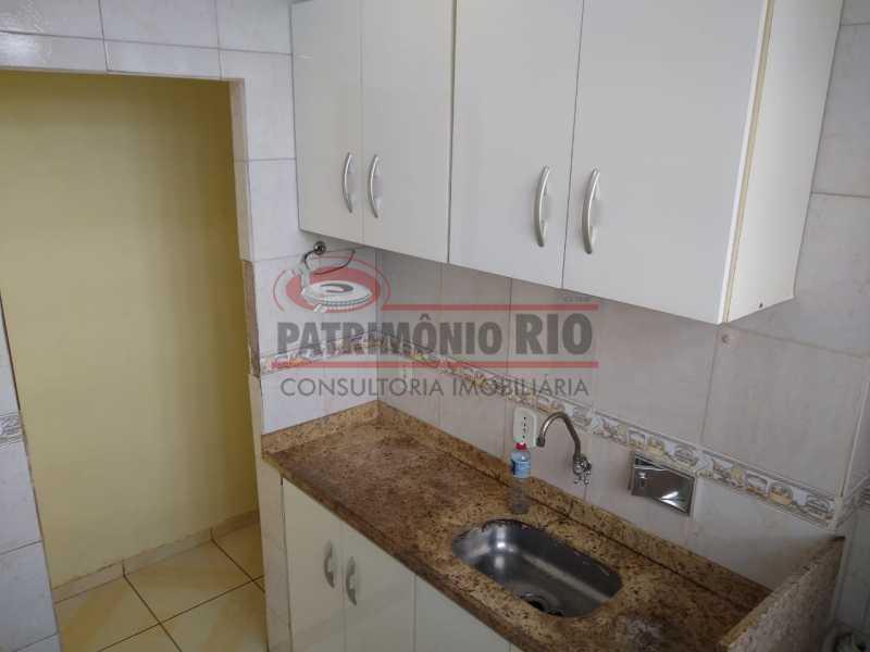 jupiter 4 - Ótimo Apartamento Térreo 1quarto - PAAP10500 - 3