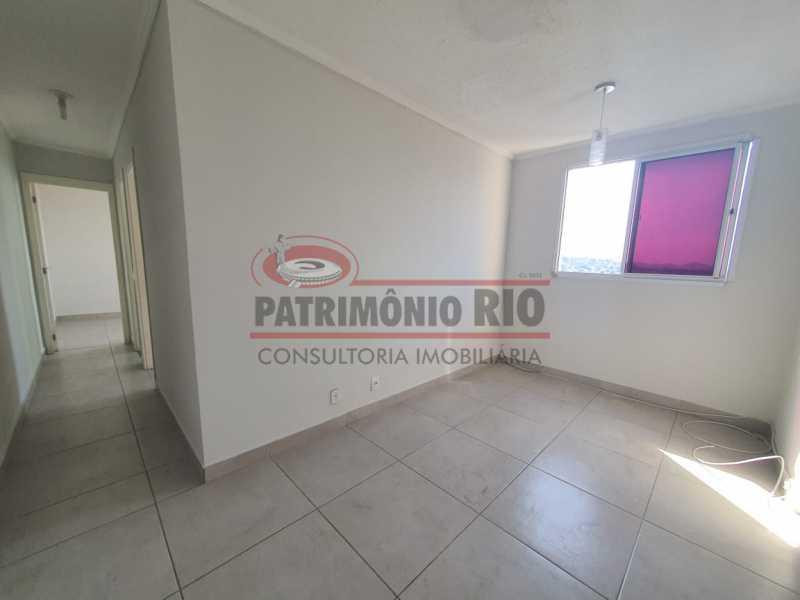1. - Apartamento 2 quartos à venda Rocha Miranda, Rio de Janeiro - R$ 205.000 - PAAP24405 - 1