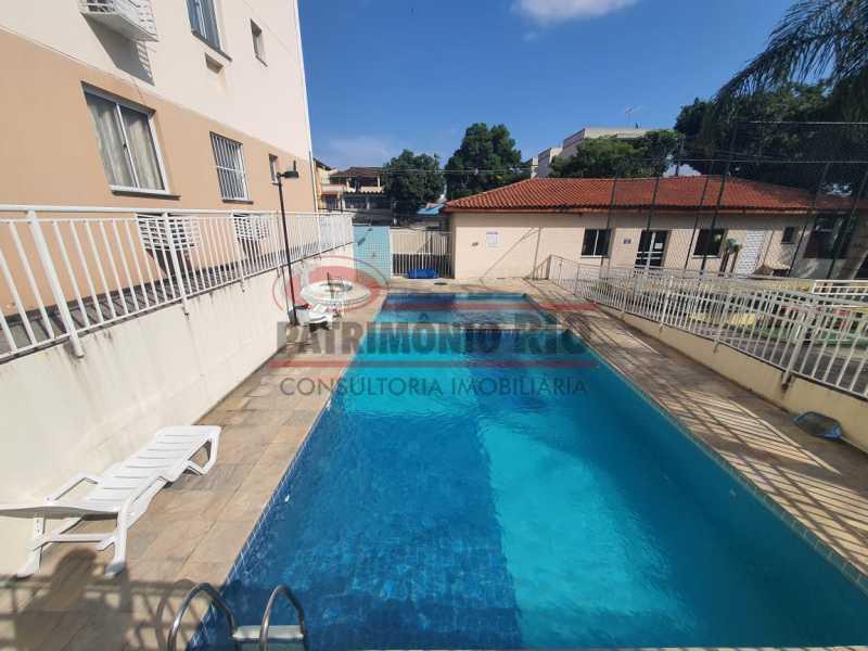 14. - Apartamento 2 quartos à venda Rocha Miranda, Rio de Janeiro - R$ 205.000 - PAAP24405 - 14