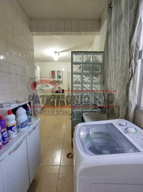 2 - Apartamento 105m² térreo 3 quartos 2vagas. Ac. Financiamento - PAAP40041 - 19