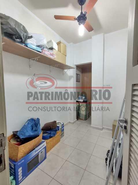 4 - Apartamento 105m² térreo 3 quartos 2vagas. Ac. Financiamento - PAAP40041 - 20
