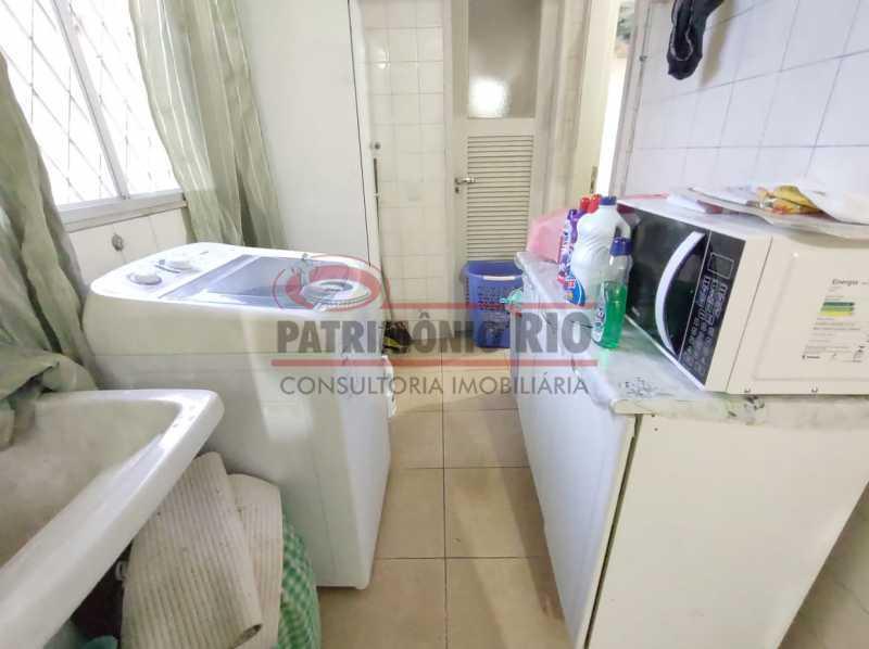 5 - Apartamento 105m² térreo 3 quartos 2vagas. Ac. Financiamento - PAAP40041 - 23