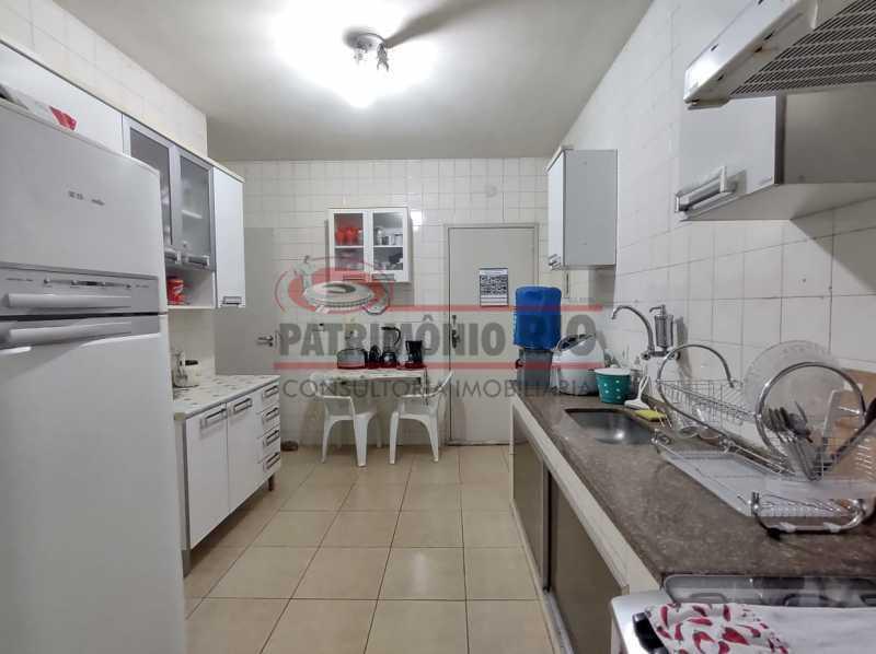 6 - Apartamento 105m² térreo 3 quartos 2vagas. Ac. Financiamento - PAAP40041 - 17