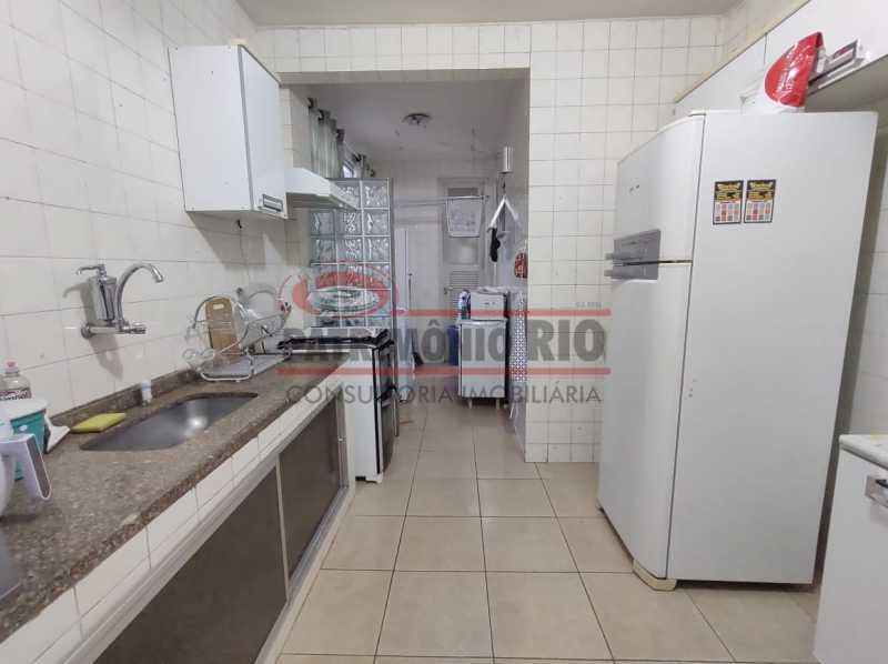 7 - Apartamento 105m² térreo 3 quartos 2vagas. Ac. Financiamento - PAAP40041 - 18