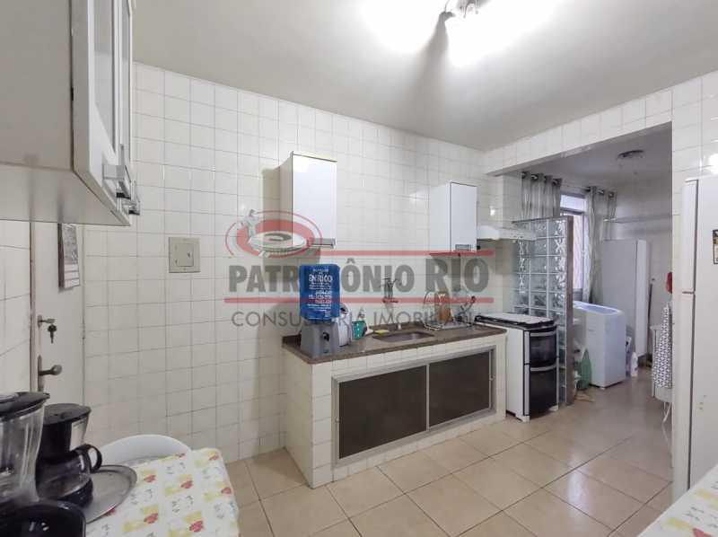 8 - Apartamento 105m² térreo 3 quartos 2vagas. Ac. Financiamento - PAAP40041 - 16