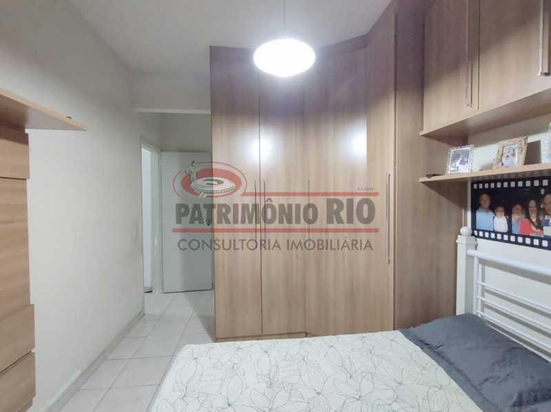 12 - Apartamento 105m² térreo 3 quartos 2vagas. Ac. Financiamento - PAAP40041 - 15