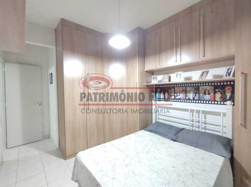 13 - Apartamento 105m² térreo 3 quartos 2vagas. Ac. Financiamento - PAAP40041 - 14