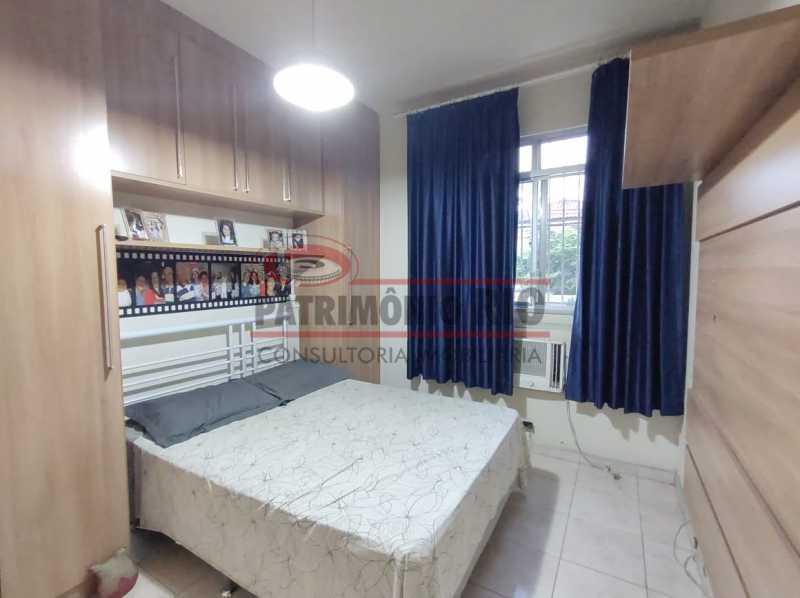 15 - Apartamento 105m² térreo 3 quartos 2vagas. Ac. Financiamento - PAAP40041 - 13