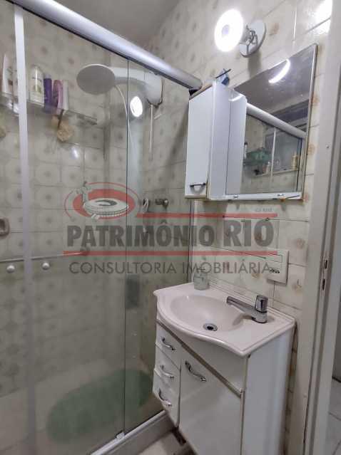 16 - Apartamento 105m² térreo 3 quartos 2vagas. Ac. Financiamento - PAAP40041 - 12