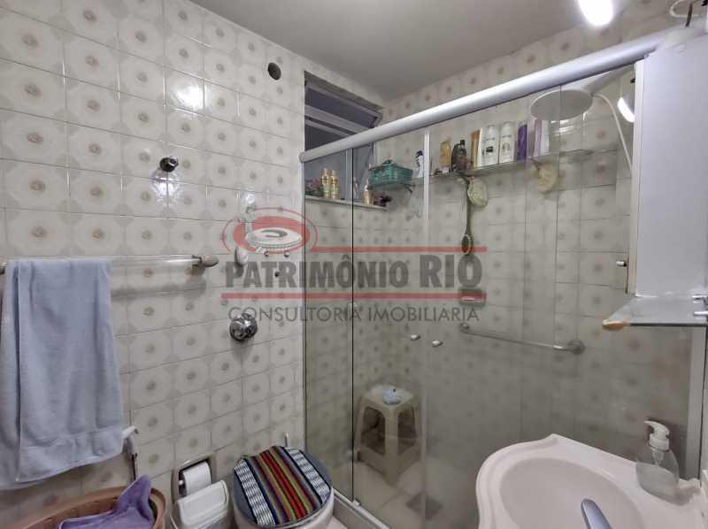 17 - Apartamento 105m² térreo 3 quartos 2vagas. Ac. Financiamento - PAAP40041 - 11