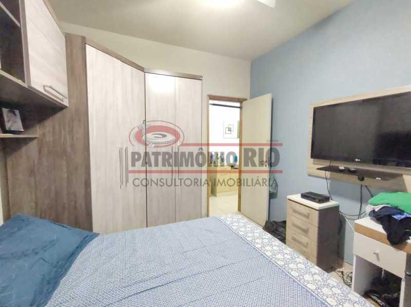 18 - Apartamento 105m² térreo 3 quartos 2vagas. Ac. Financiamento - PAAP40041 - 10