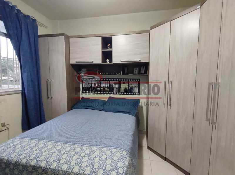 19 - Apartamento 105m² térreo 3 quartos 2vagas. Ac. Financiamento - PAAP40041 - 9