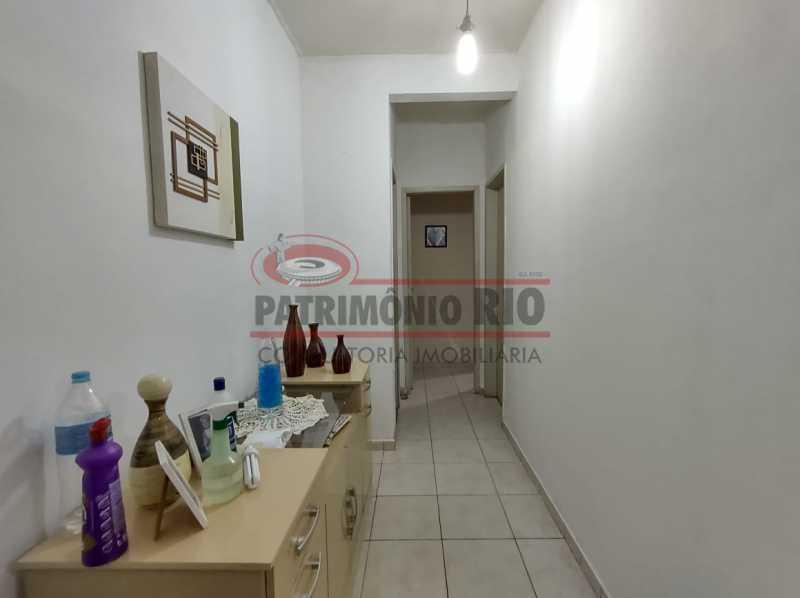 21 - Apartamento 105m² térreo 3 quartos 2vagas. Ac. Financiamento - PAAP40041 - 24