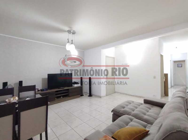 23 - Apartamento 105m² térreo 3 quartos 2vagas. Ac. Financiamento - PAAP40041 - 4