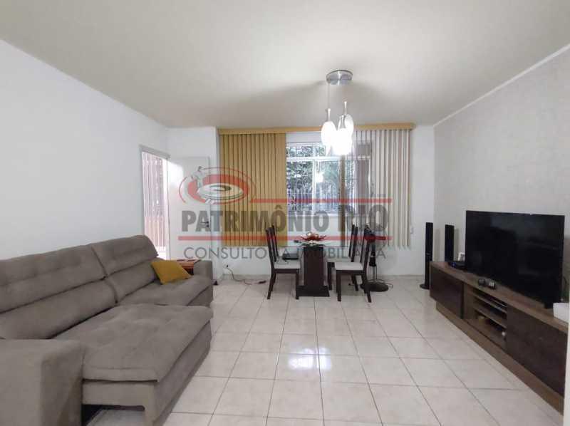 24 - Apartamento 105m² térreo 3 quartos 2vagas. Ac. Financiamento - PAAP40041 - 3