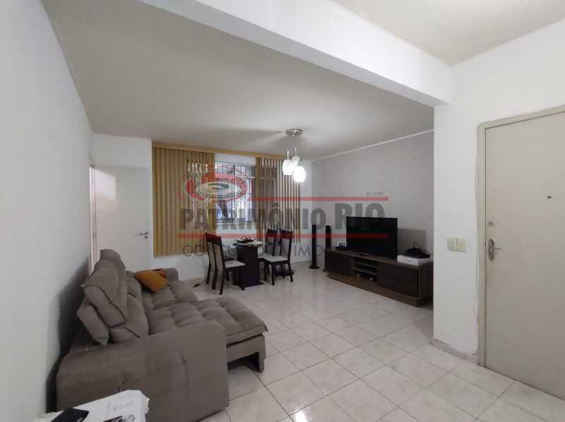 25 - Apartamento 105m² térreo 3 quartos 2vagas. Ac. Financiamento - PAAP40041 - 1