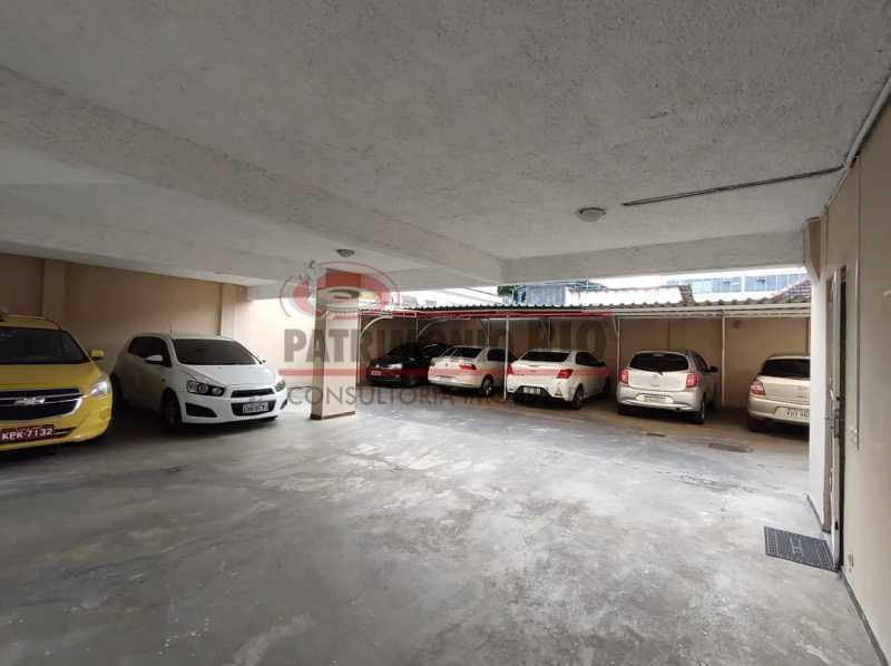 26 - Apartamento 105m² térreo 3 quartos 2vagas. Ac. Financiamento - PAAP40041 - 21