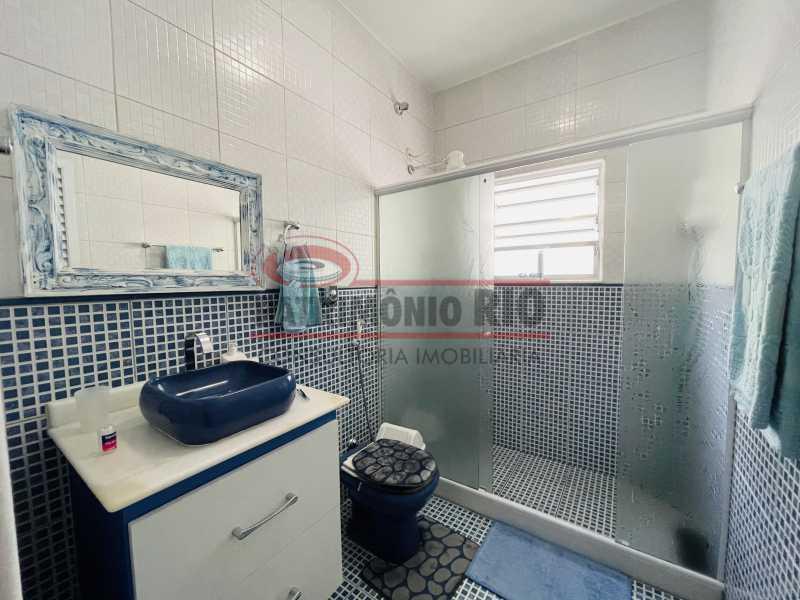IMG_9615 - Casa Duplex!!! Condomínio - Vista Alegre. - PACN40033 - 21
