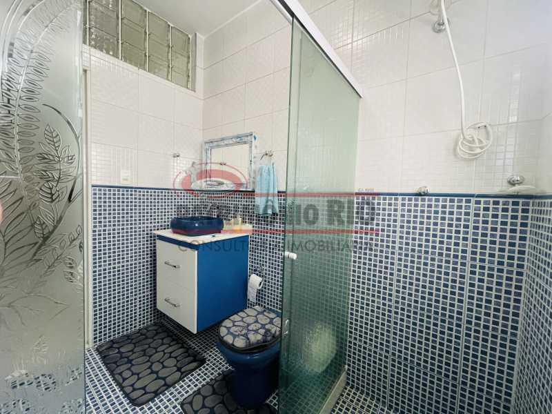 IMG_9618 - Casa Duplex!!! Condomínio - Vista Alegre. - PACN40033 - 22