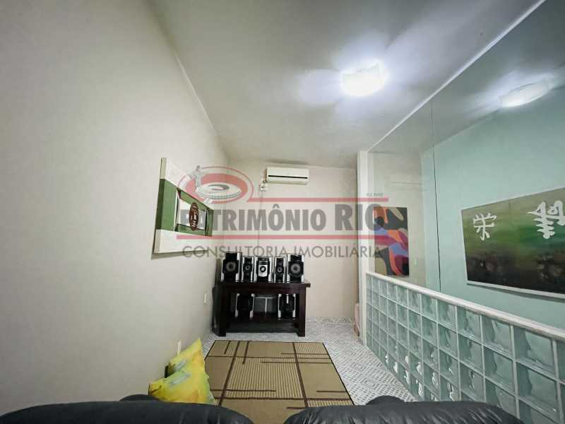 IMG_9621 - Casa Duplex!!! Condomínio - Vista Alegre. - PACN40033 - 20