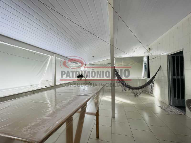 IMG_9628 - Casa Duplex!!! Condomínio - Vista Alegre. - PACN40033 - 27