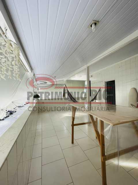IMG_9629 - Casa Duplex!!! Condomínio - Vista Alegre. - PACN40033 - 28
