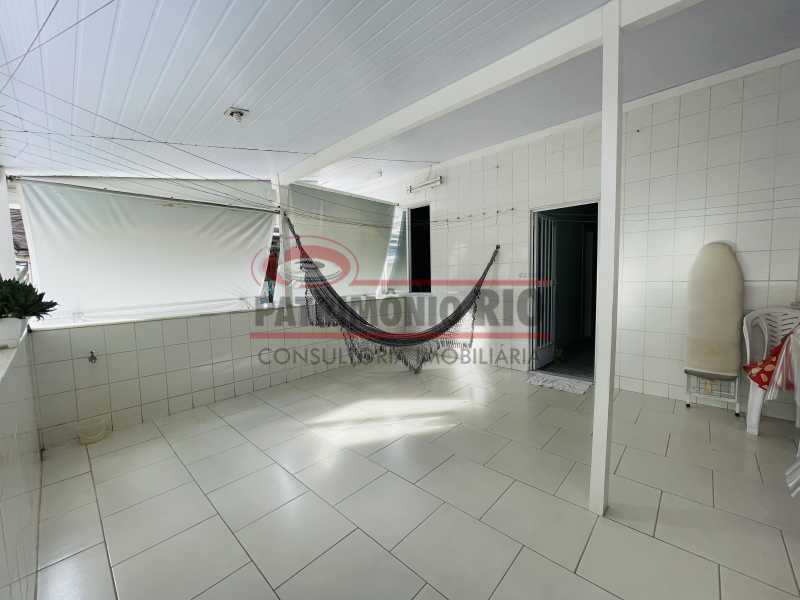 IMG_9631 - Casa Duplex!!! Condomínio - Vista Alegre. - PACN40033 - 29
